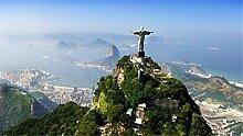 ClassicJP 1000 Teile Puzzle Brasilien Jesus