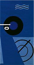 ClassiCon BLUE MARINE RUG Teppich 215x110 cm