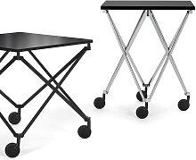 ClassiCon SAX SIDE TABLE Beistelltisch auf Rollen