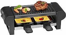 Clatronic RG 3592 2-Personen-Raclette-Grill zum