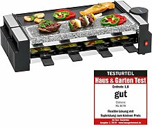 Clatronic RG 3678, 2in1 Raclette-Grill,