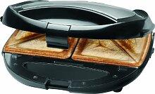 Clatronic ST/WA 3490 Sandwich-Waffel-Grill