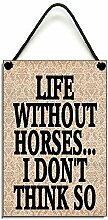 Claude16Poe Leben Ohne Pferde I Don 't Think
