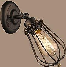 CLAXY Wandleuchten Vintage E27 Wandlampe