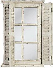 Clayre & Eef 42S136-42S136 Spiegel Fenster mit