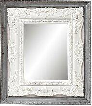 Clayre & Eef 62S125 Spiegel im Retro Rahmen