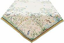 Clayre & Eef BIP15 Tischdecke Ca. 150 x 150 cm