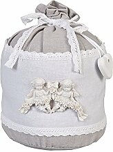 Clayre & Eef DT0223 Shabby Chic Türstopper ANGEL