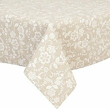Clayre & Eef LWL03 Lace with Love Tischdecke