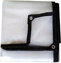 Clear Gewebeplane - Reversible Schutzplane,