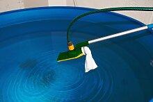 Clear Pool Poolbodensauger Croco Vac (LxBxH): 52 x