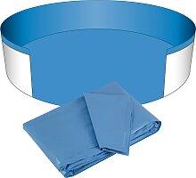 Clear Pool Poolinnenhülle B/H/L: 300 cm x 90 blau