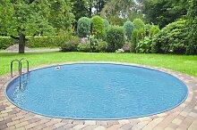 Clear Pool Rundpool Premium Ibiza, (Set) Ø/B/H/L:
