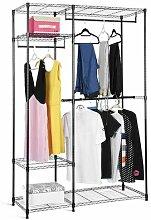 ClearAmbient Kleiderschrank Stoffschrank