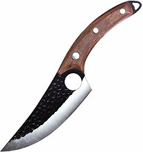 Cleaver Boning Messer 6 Zoll Serbisch-Messer mit