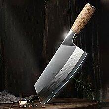 Cleaver Messer Küchenchef Messer Edelstahl
