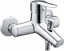Clever Bahama Armatur für Bad/Dusche, Chrom