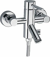 Clever Bermuda Armatur für Bad/Dusche, Chrom