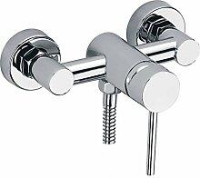 Clever Bermuda Armatur für Dusche (chrom)