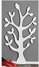 clever-moebel Wandgarderobe »Baum« weiß, 150cm,