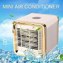 Clevoers Mini Luftkühler,Mobile Klimageräte