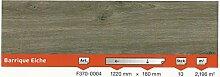 click Design Vinyl Bodenbelag Dielenboden 10er Pack für 2,196 qm - schnell verlegbar wie Laminat oder Parke