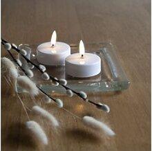 click-licht LED Tischleuchte LED Teelicht Flamme
