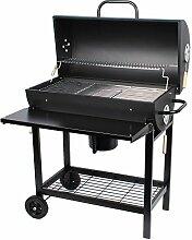 Clictrade Taino Smoker Grill BBQ GRILLWAGEN