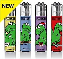 CLIPPER® Classic Large nachfüllbare Feuerzeuge |