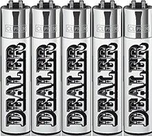 CLIPPER® Feuerzeug - Dealer - Feuerzeug 5 Stück