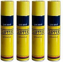 Clipper® Feuerzeug Gas - 300ml