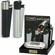 Clipper-Feuerzeug mit persönlicher Gravur -