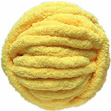 Clisil Chenille-Garn, 227 g, 100% Polyester,
