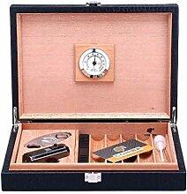 CLJ-LJ Kann halten 20 Zigarren Travel Portable