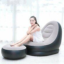 Clkdasjd Aufblasbare Liege Air Couch mit