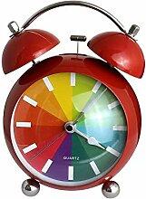 Clock Student Bett Schlafzimmer Gekrümmte Fläche