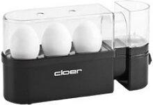 Cloer 6020 Eierkocher schwarz (Eierkocher)