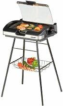 Cloer 6720 Barbecue-Grill mit Standfuss und