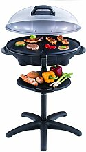 Cloer 6789 Barbecue-Grill, Standgrill mit
