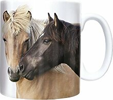 Close Companions - Pferdefreunde - Mug - Becher - Chopes