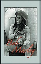 Close Up Bob Marley Spiegel (0cm x 0cm)