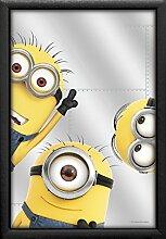 Close Up Despicable Me Spiegel - Minions Hello