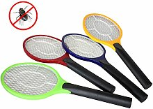 Close Up® Elektroschock elektrische Fliegenklatsche / Insektenkiller mit Metallgitter für Mücken, Fliegen & mehr