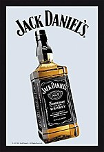 Close Up Jack Daniel's Spiegel -