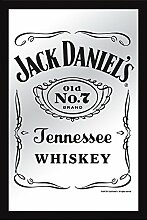 Close Up Jack Daniel's XL Spiegel - New Jack