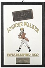 Close Up Johnnie Walker Spiegel/Wandspiegle mit
