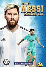 Close Up Lionel Messi Kalender 2019 - Wandkalender