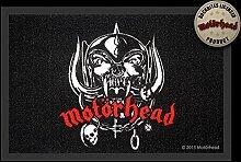 Close Up Motörhead Fußmatte mit Logo (40x 60cm)