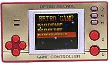 Close Up ORB Retro-Arcade Games 8-Bit Handheld