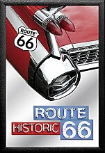Close Up Route 66 Spiegel '59